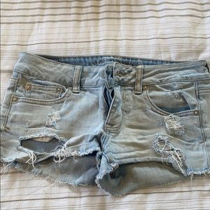 American Eagle shorts, size 4